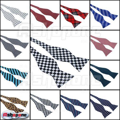 New-Mens-Self-Tie-Bow-Tie-Designer-Pattern-Diffrent-Styles
