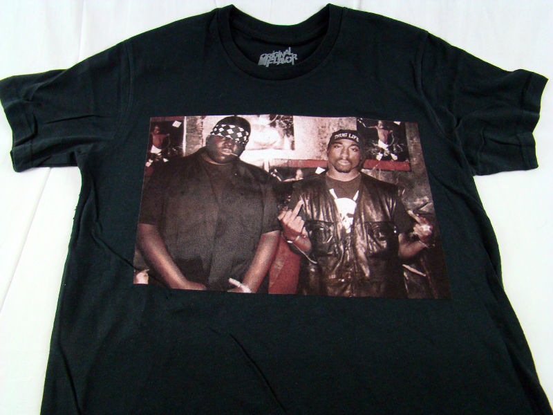 2pac And Biggie Shirt