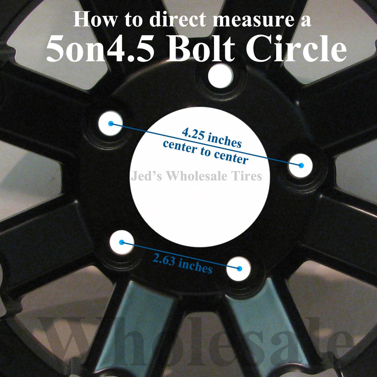 2 5 70 8 570 8 Jet Ski Pop Up camper Boat Trailer Tires Rims Wheels 5 Hole 6PLY