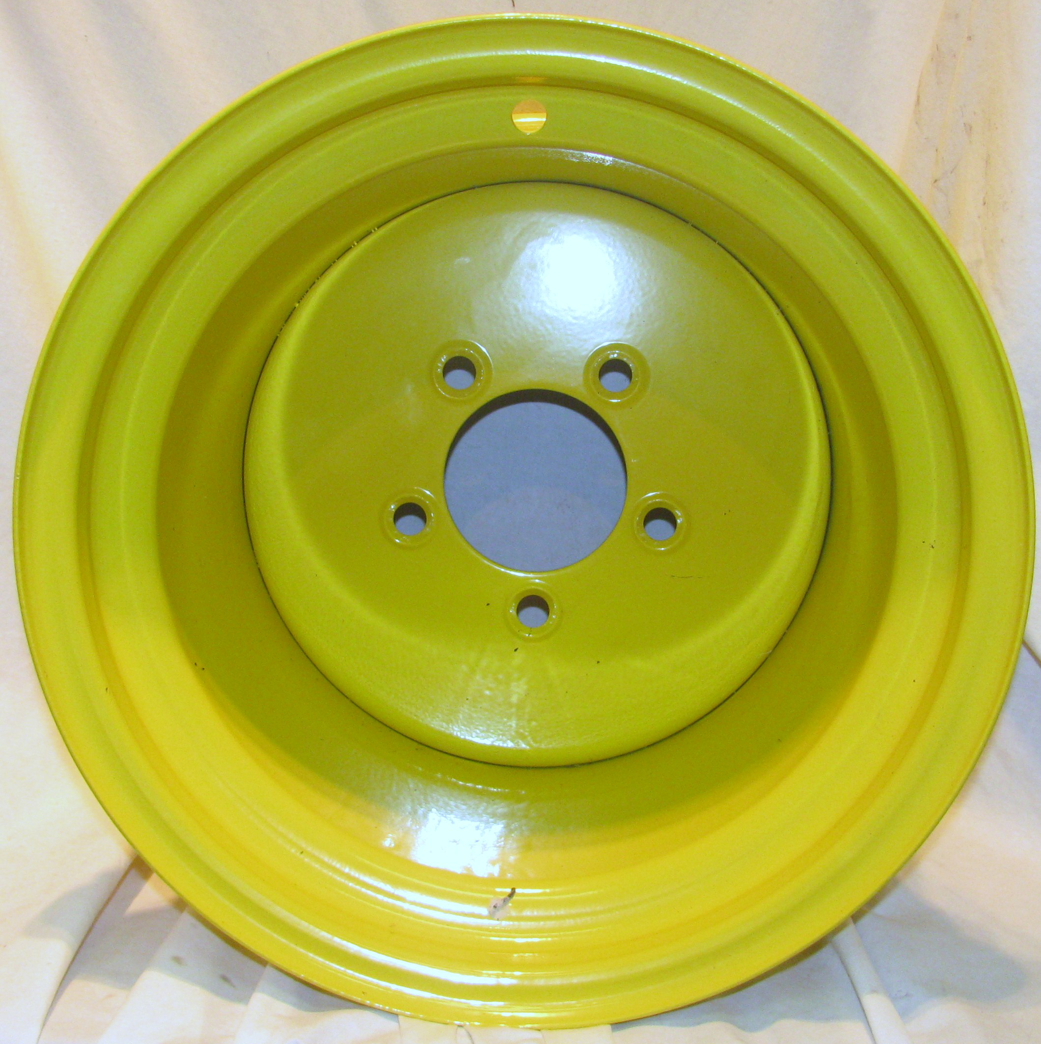 Riding Lawn Mower Hub Caps : Quot rim wheel for john deere zero turn riding lawn mower