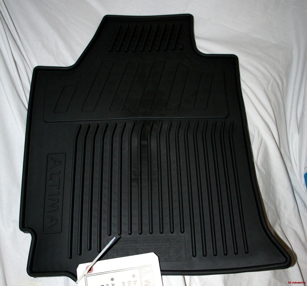 Rubber floor mats nissan pathfinder 2013 - Details About 2009 2010 Nissan Altima Sedan Oem Rubber Floor Mats