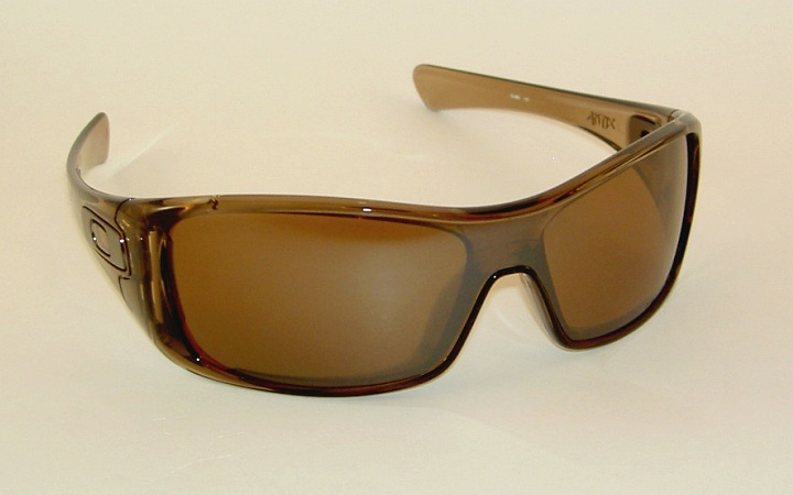Brown Oakleys