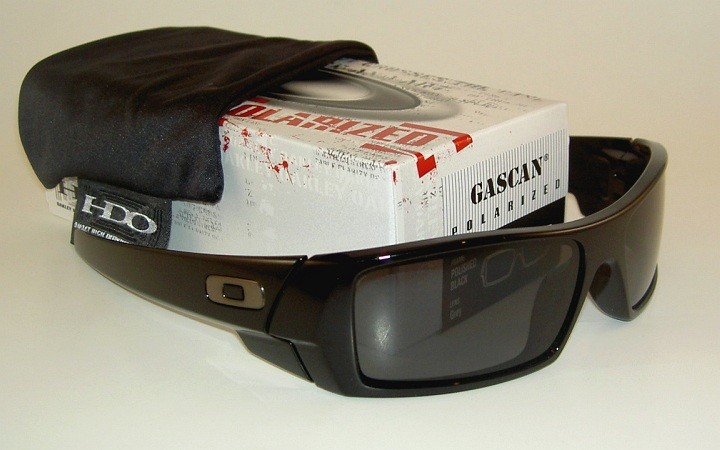 Oakley Gascan Polished