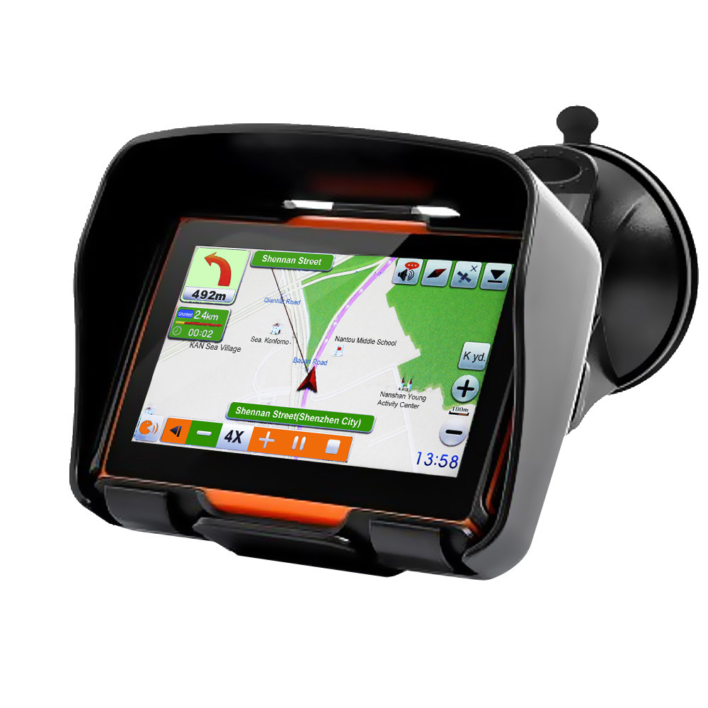 Motorcycle Navigation Systems : Motorcycle gps
