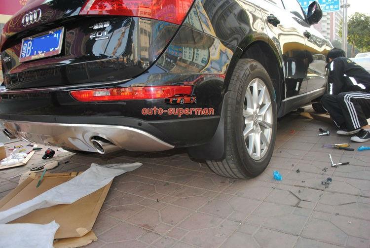 Mud Flaps Splash Guards for Audi Q5 2010 2011 2012 2013 2014 2015 Except Sline | eBay