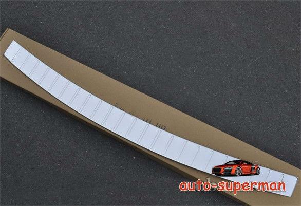 chrome rear bumper sill plate cover for mazda cx7 cx 7. Black Bedroom Furniture Sets. Home Design Ideas