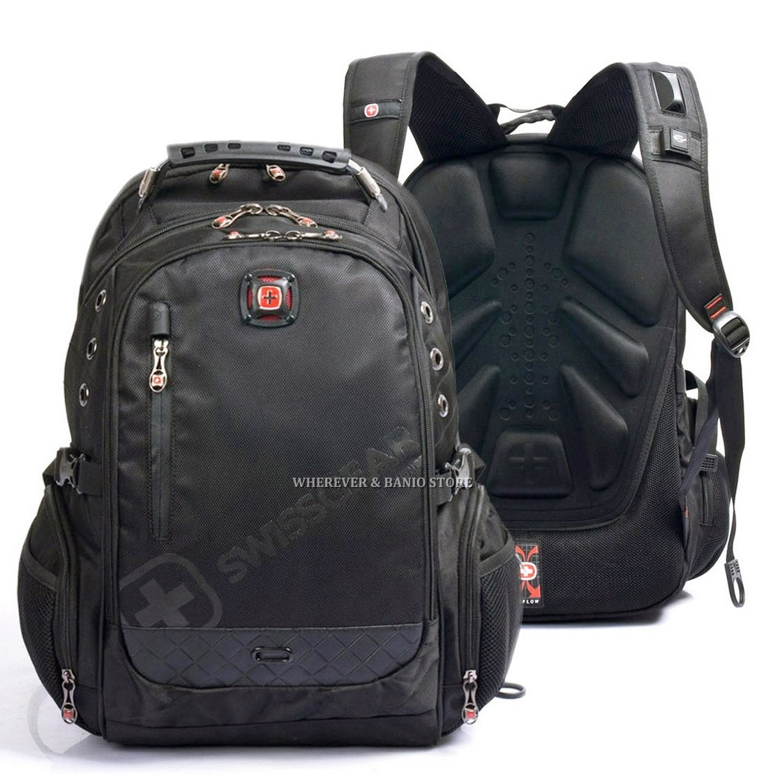 Swiss Gear Laptop Backpack India - Crazy Backpacks