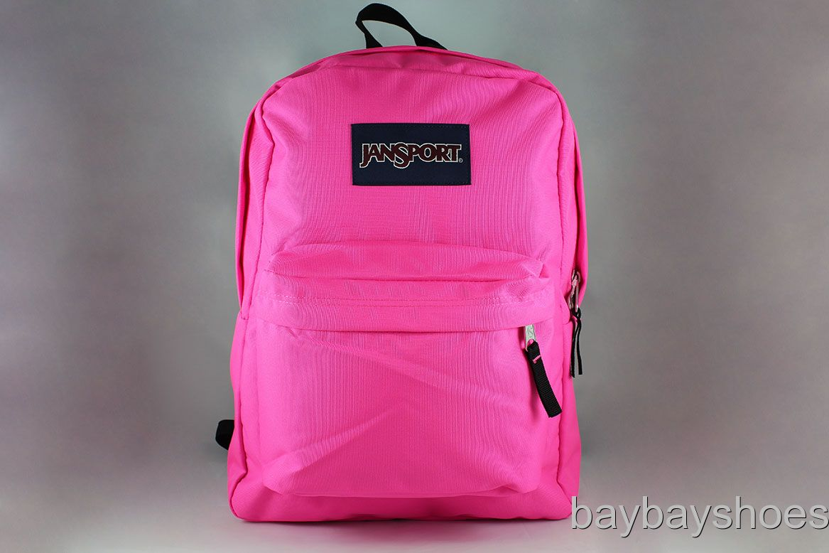 Jansport Backpack Neon - Crazy Backpacks