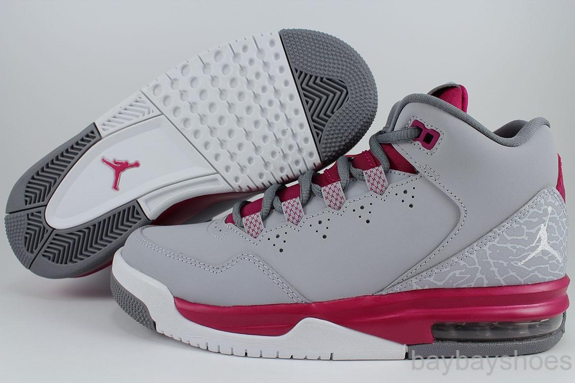 grey jordan 2