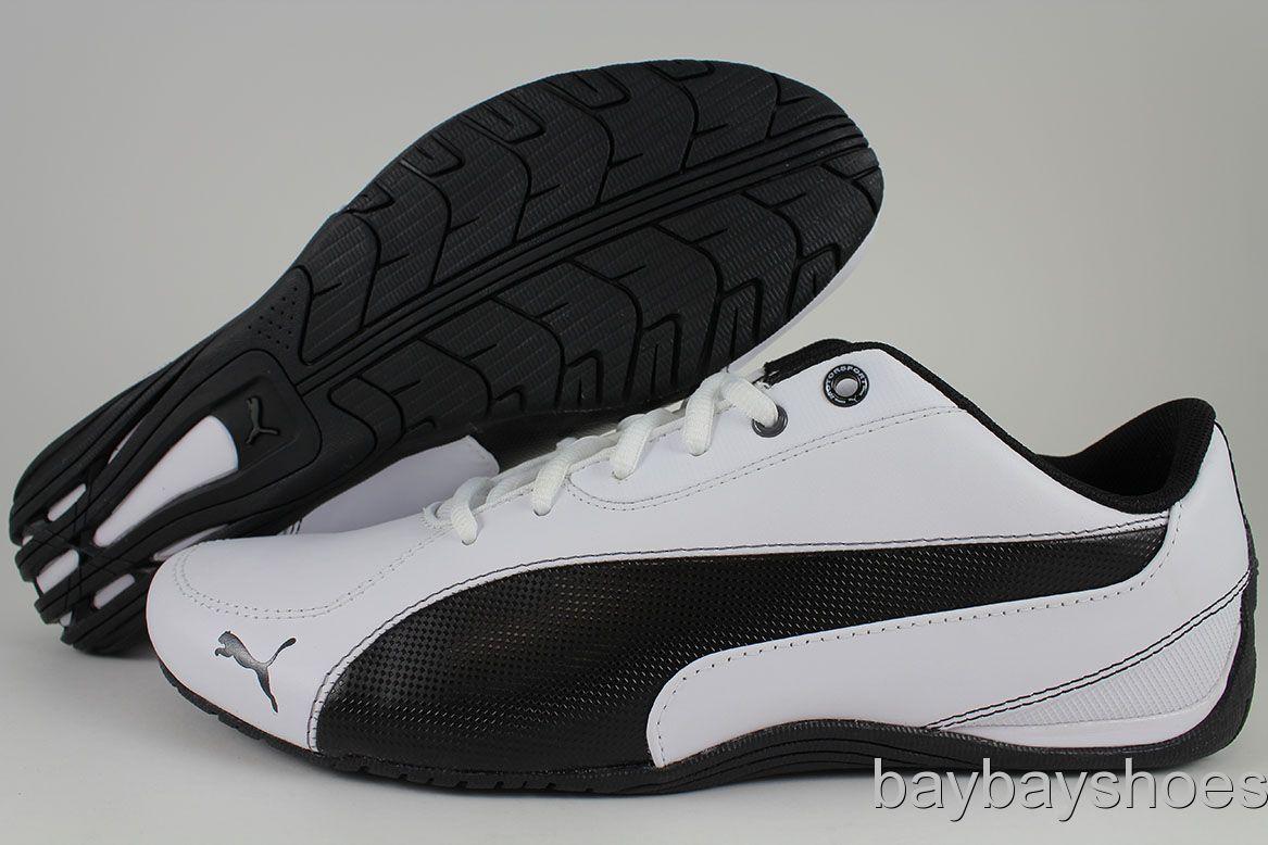 Puma Shoes For Men High Top Puma drift cat 5 leather