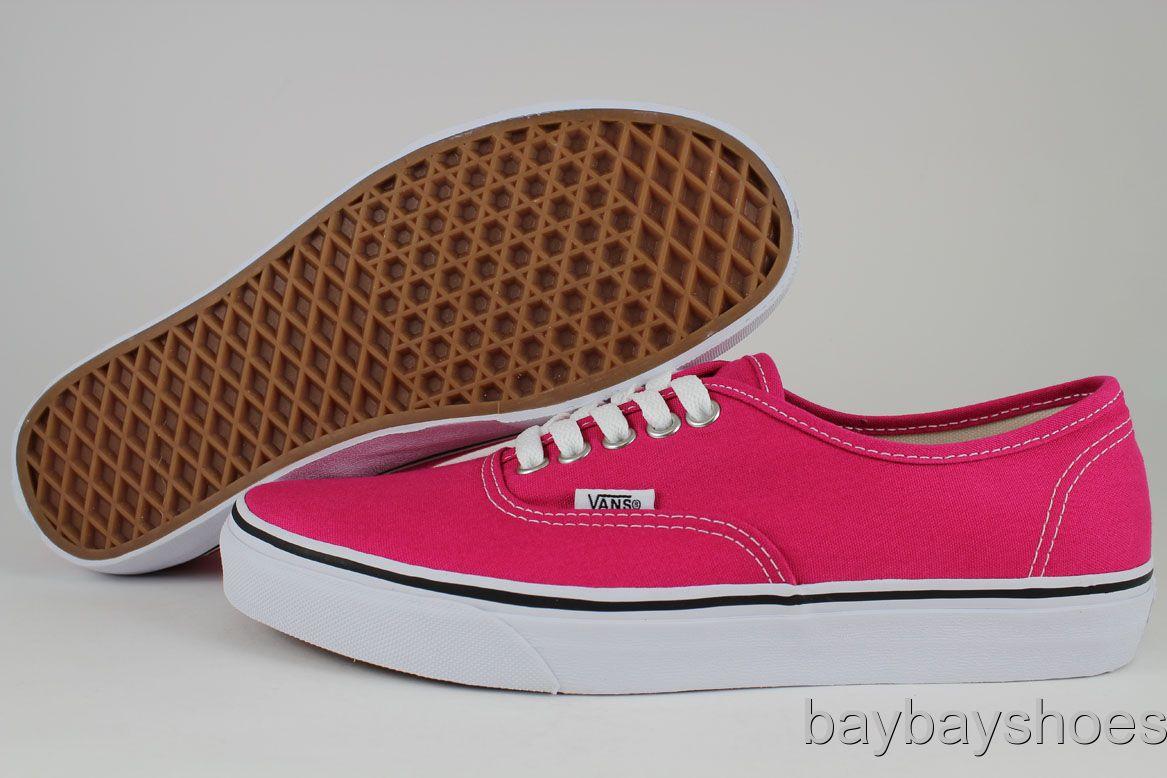 Vans Rose Pink