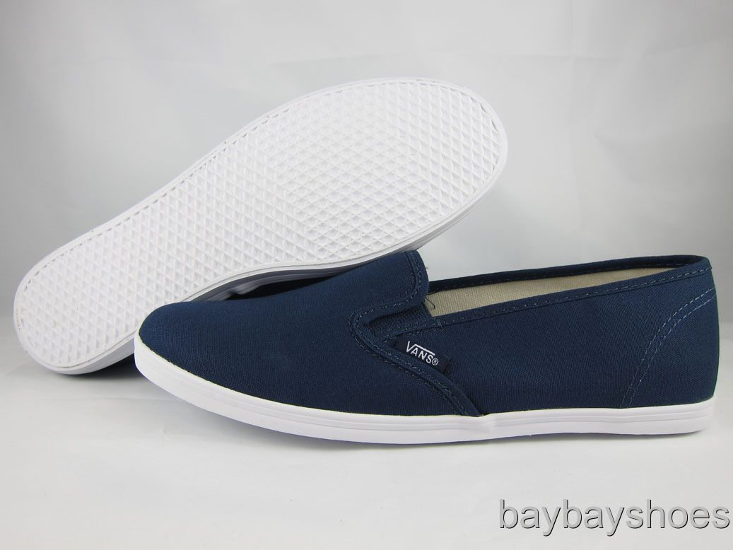 vans womens lo pro slip on