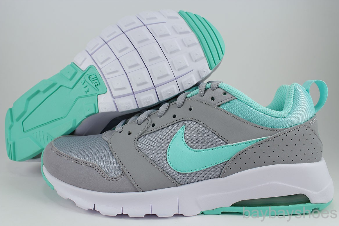 hsweh NIKE AIR MAX MOTION WOLF GRAY/TURQUOISE GREEN BLUE/WHITE RUN 1 90