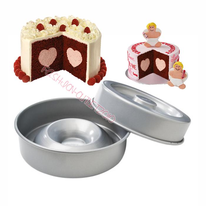 details about cake 3d tins pan decorating fondant baking shape mold