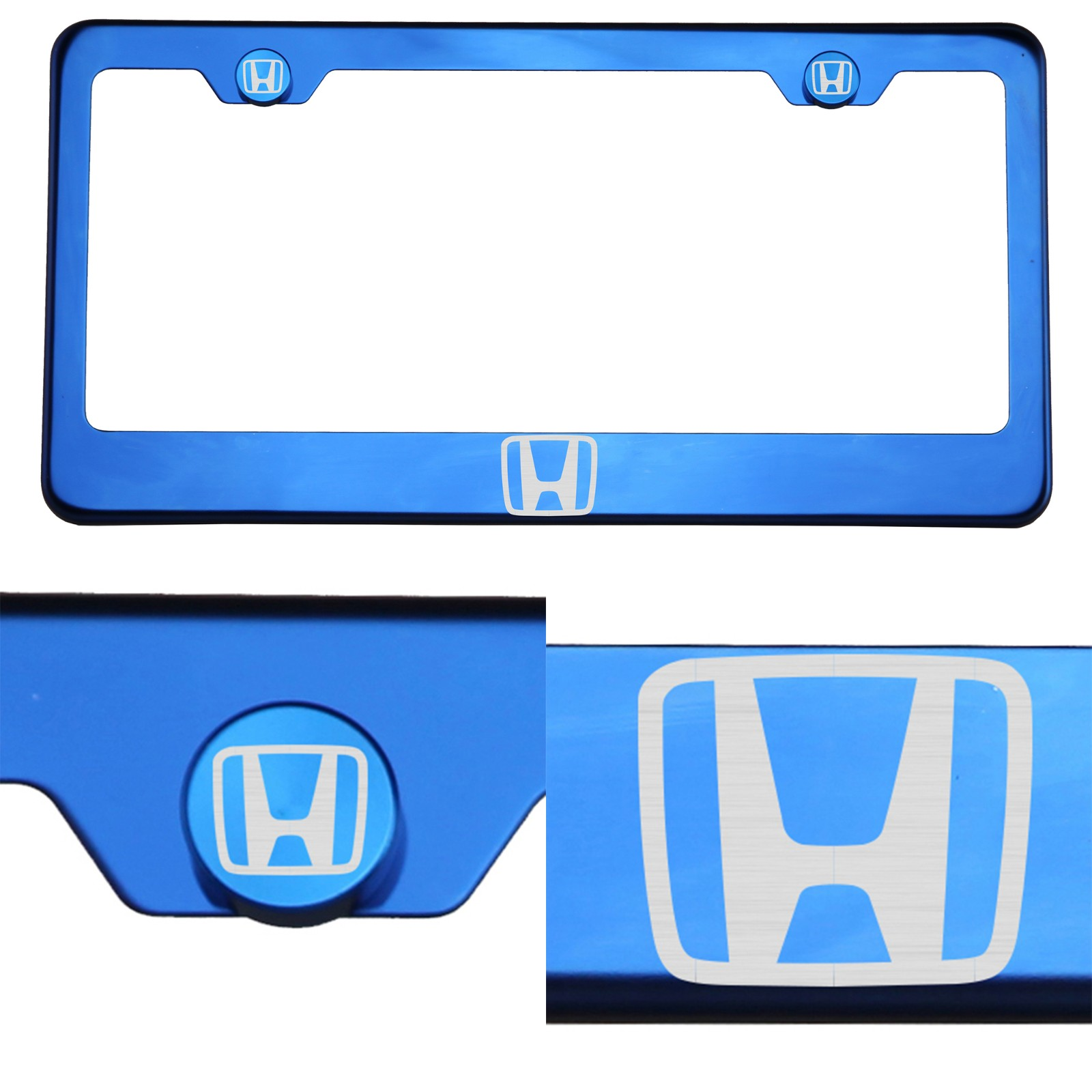 Honda The Power of Dreams Plate Frame  5001  College