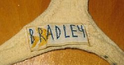 1930's Bradley Label
