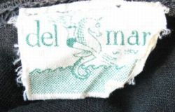 Mid 1940's Del Mar Label