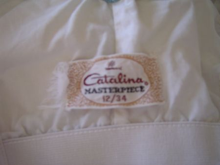 1950's Catalina Masterpiece Label