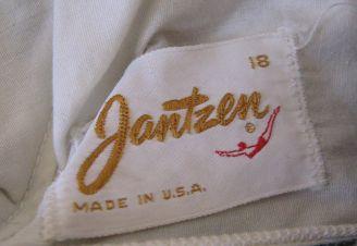 1950's Jantzen Label