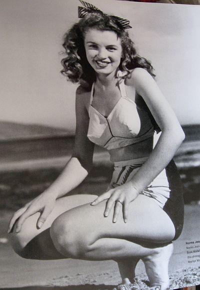 Norma Jeane 1945