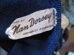 1940 Nan Dorsey Label