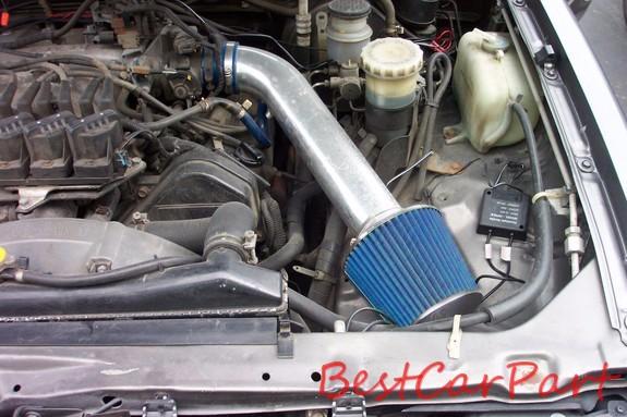 BCP BLACK 92-95 Crown Victoria Town Car Marquis 4.6L V8 Short Ram Air Intake