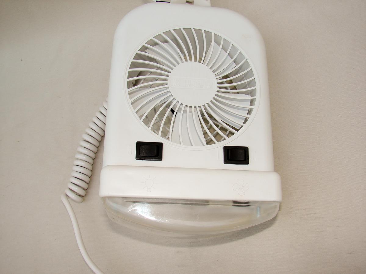 Command electronics rv camper 12 volt fan bunk light combo for 12 volt window fan