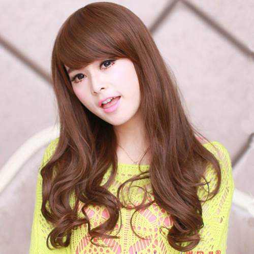 Cute korean hairstyles 2014