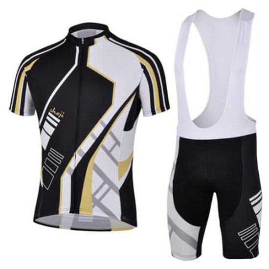 2014-Cycling-Bicycle-BIKE-Comfortable-outdoor-Jersey-bib-Shorts-size-M-XXXL