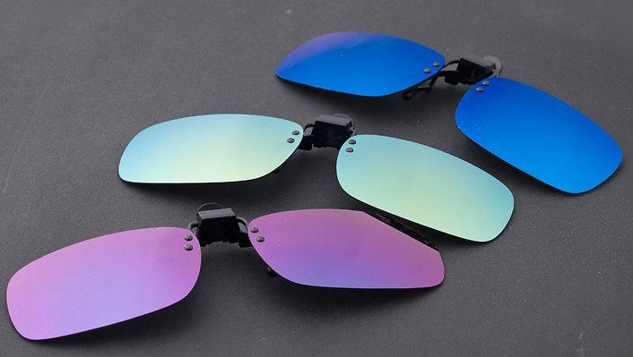 Hot New Men/Women Polarized UV400 Lens Clip-on Driving ...