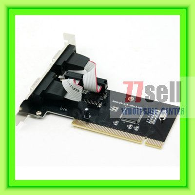 PCI-To-Two-COM-M-Ports-Controller-Card-RDH2159-chipset