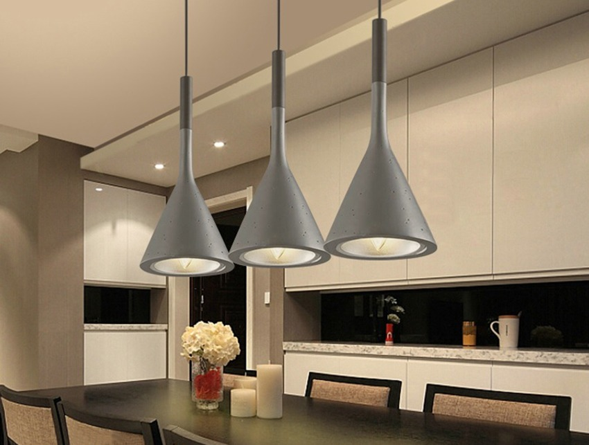 modern aplomb style pendant light designer house kitchen ceiling lamp
