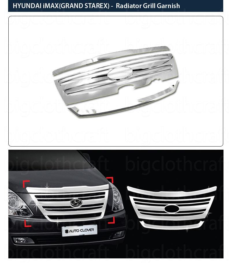 Hyundai I800 Price: New Front Radiator Grill Guanish B223 For Hyundai I800