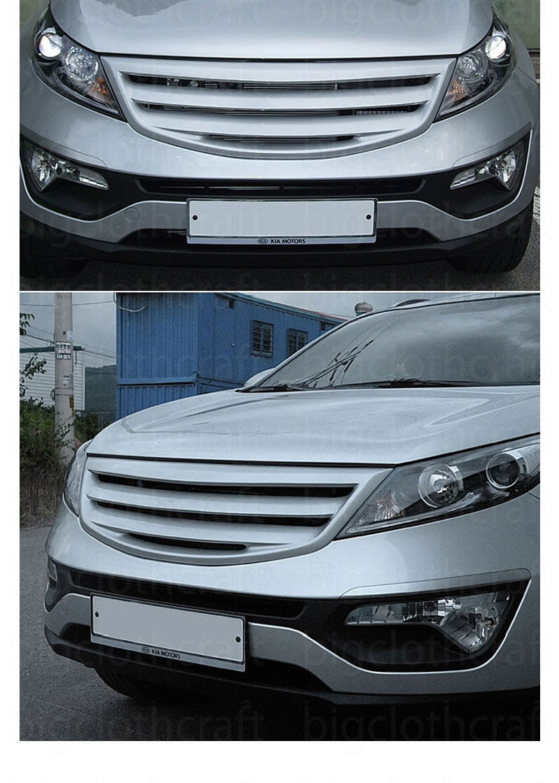 Tuning Grill For Kia