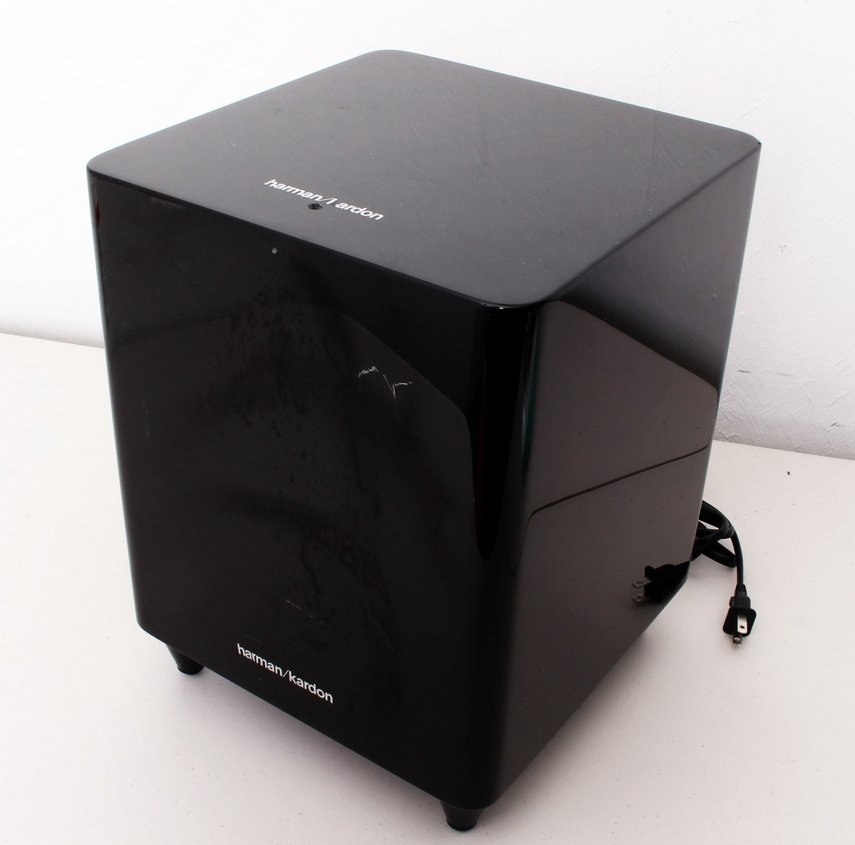 harman kardon sb30 sb 30 sub subwoofer power cord only. Black Bedroom Furniture Sets. Home Design Ideas