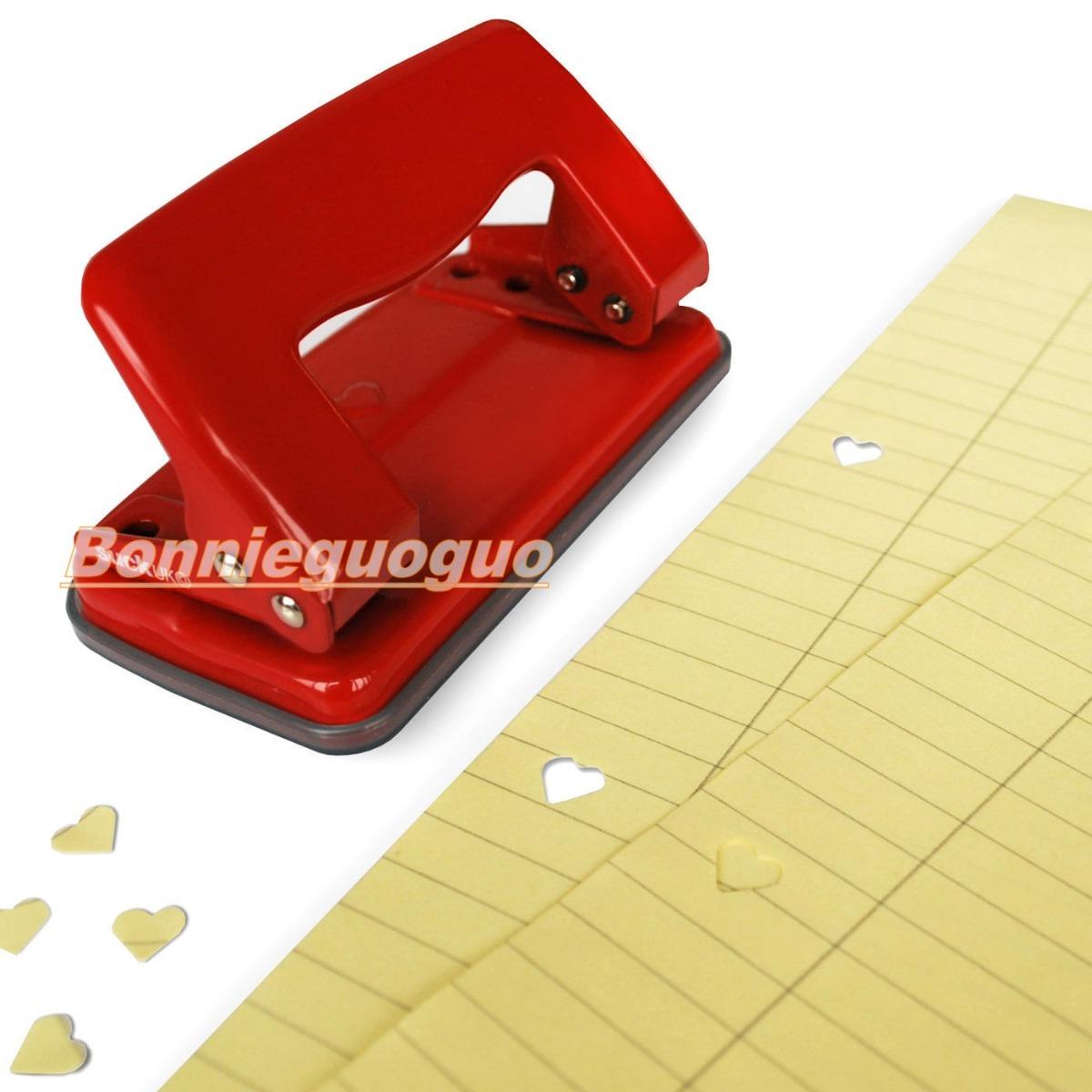 Как сделать дырочки в бумаге без дырокола