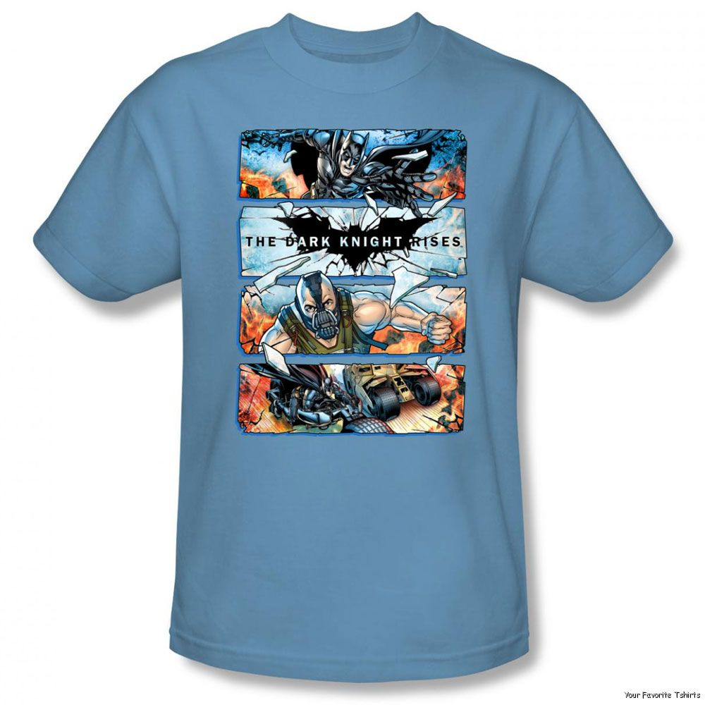 The Dark Knight Rises official merchandising BM2051-AT
