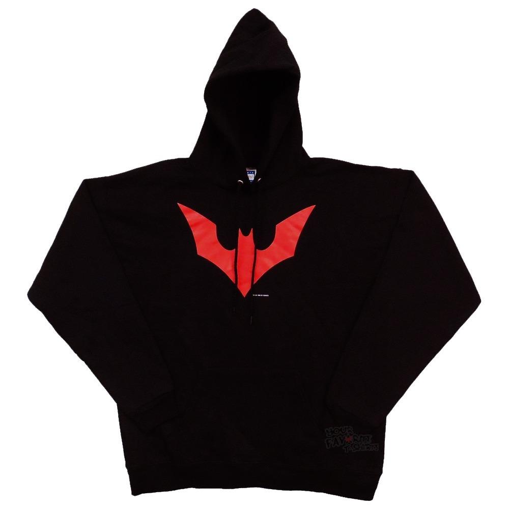 Batman Beyond Symbol Logo Officially Licensed Adult Hoodie s XXL