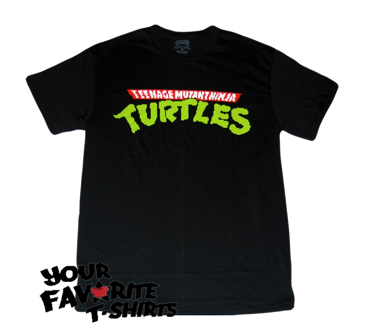 Adult ninja turtle shirt - photo#11