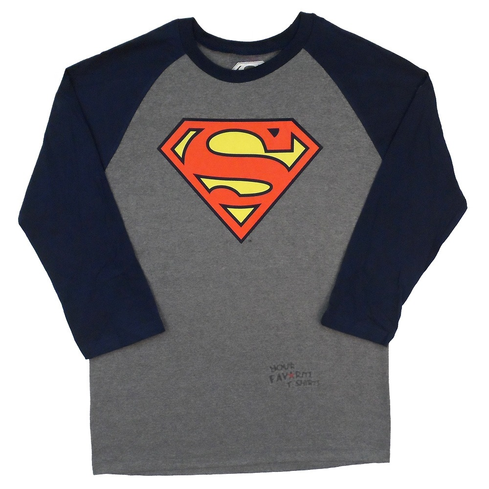 Be Unique. Shop superman logo baseball t-shirts created by independent artists from around the globe. We print the highest quality superman logo baseball t-shirts on the internet.