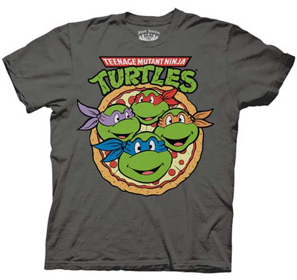 Adult ninja turtle shirt - photo#21