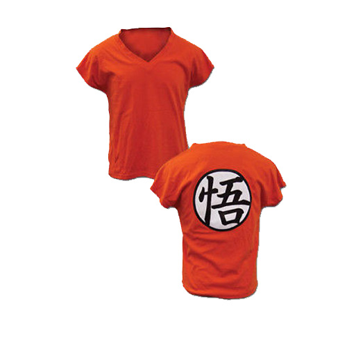 Dragon-Ball-Z-Dragonball-Goku-039-s-Top-Anime-Licensed-Adult-T-shirt-S-XL