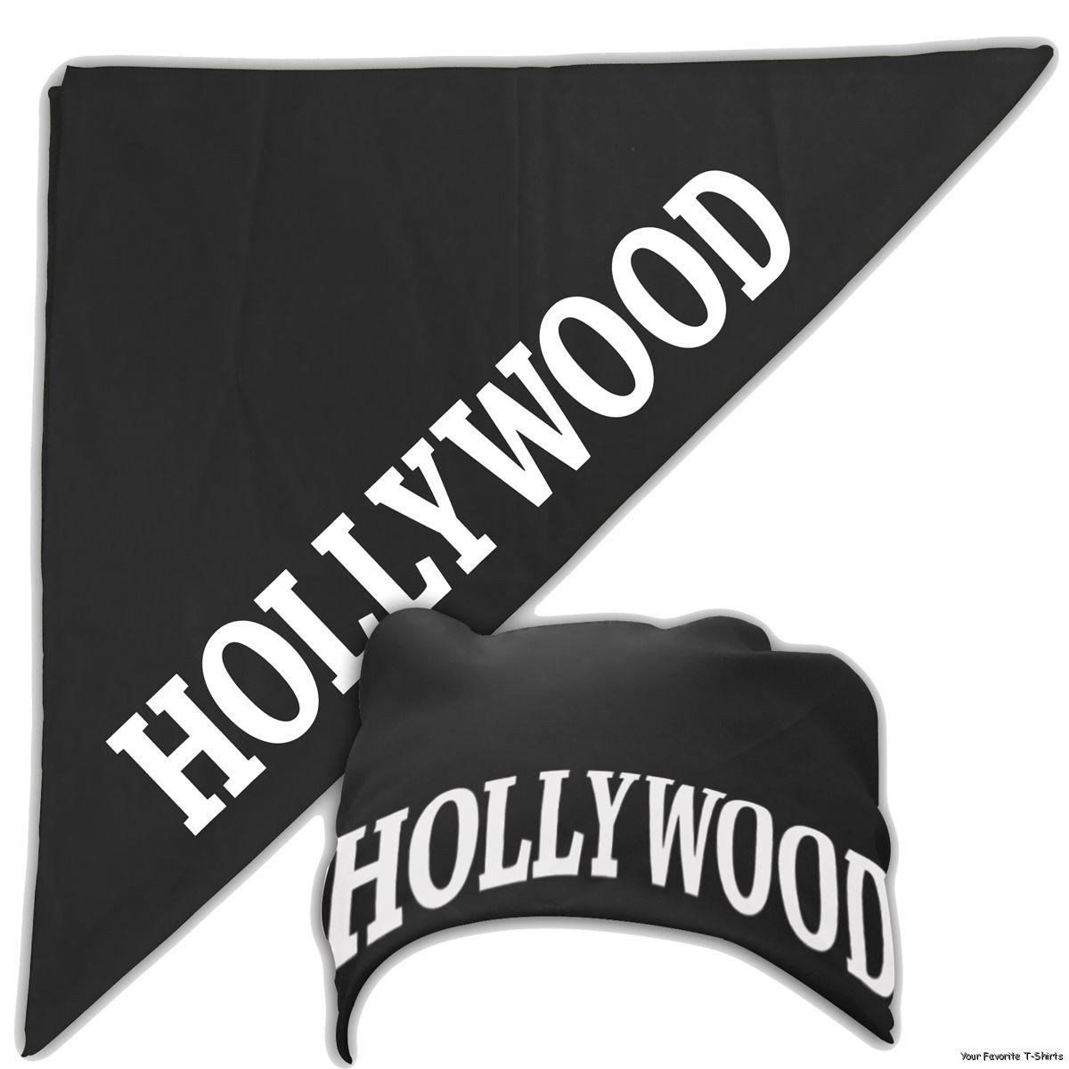 hollywood hulk hogan bandana