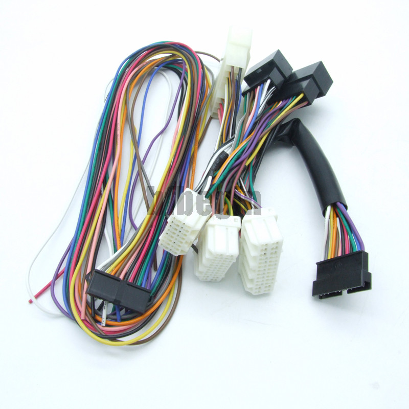 Obd0 To Obd1 Ecu Conversion Jumper Wire Wiring Harness Replace Fit For Honda New