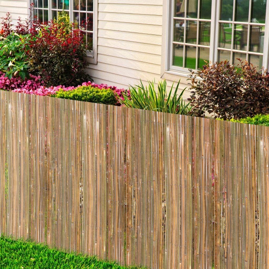 Bamboo Garden Fencing eBay