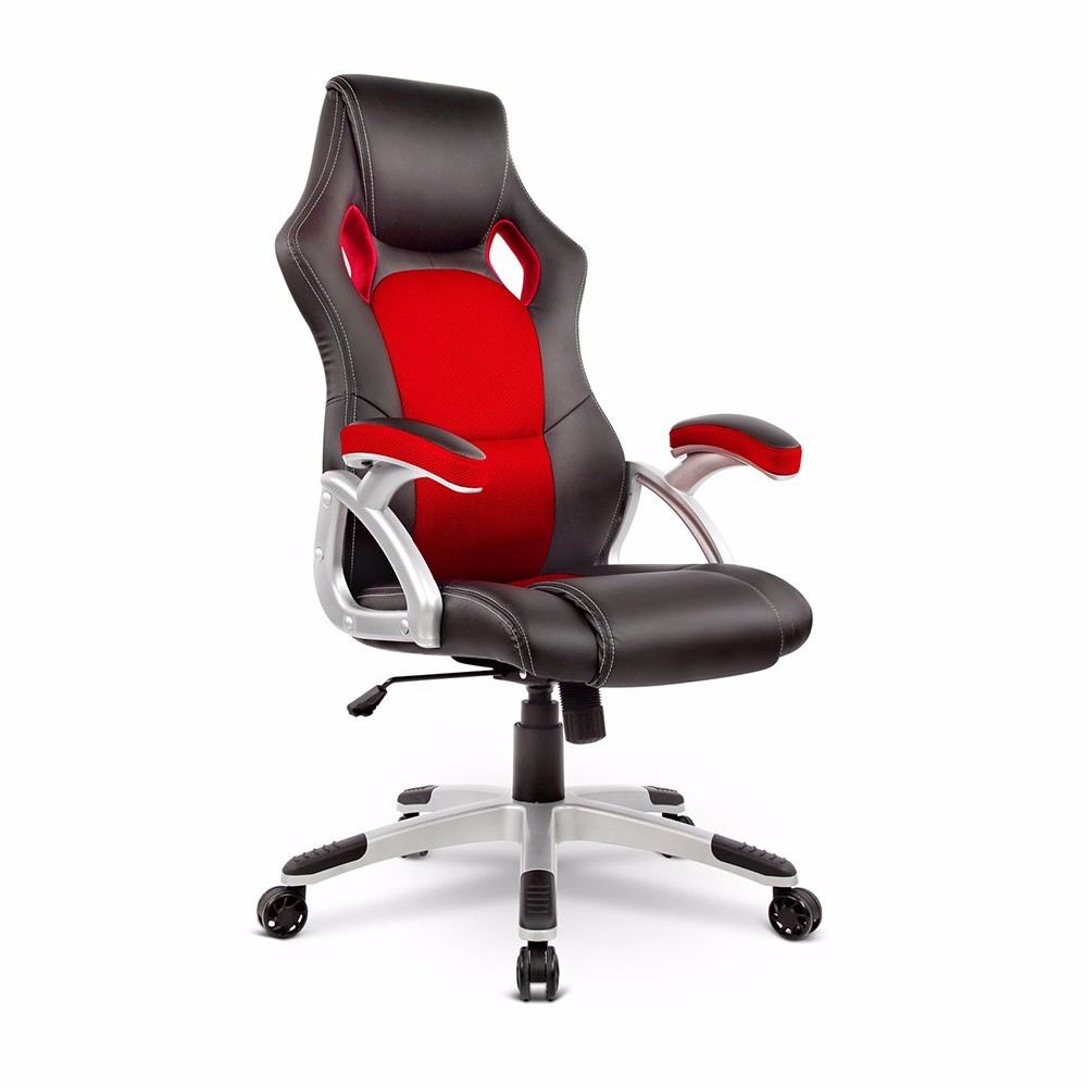 racing office chair seat executive computer gaming deluxe