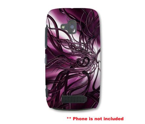 Purple Hard Case for Nokia Lumia 610 Cover | eBay