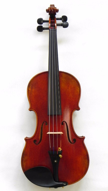 Amazing violin strad 1714 soil violin model 1 p back 2528 for Soil 1714 stradivarius