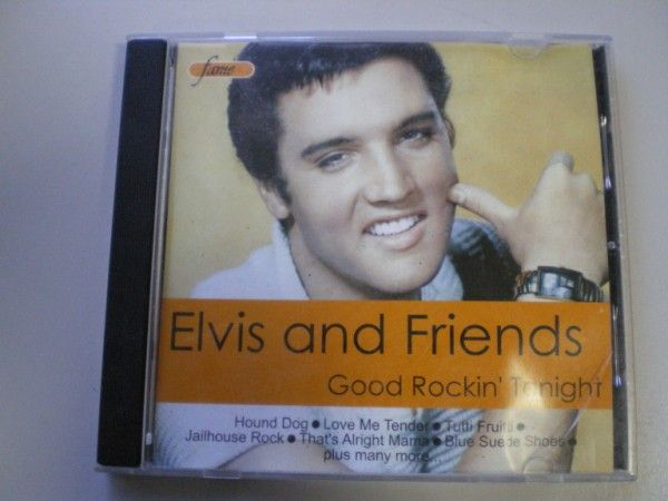 CD-Album-ELVIS-and-FRIENDS-GOOD-ROCKIN-TONIGHT
