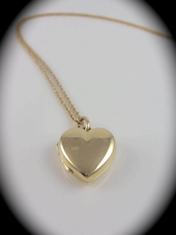 Tiffany Love Locket and Necklace - Jewelry - LoveToKnow Tiffany locket photo sizer